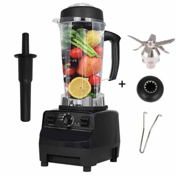 768-2 s 3 Automatische Getriebe Mixer für Küche Kommerziellen mixer Mixer Entsafter Smoothie Lebensmittel Prozessor BPA FREI Mixer für RU