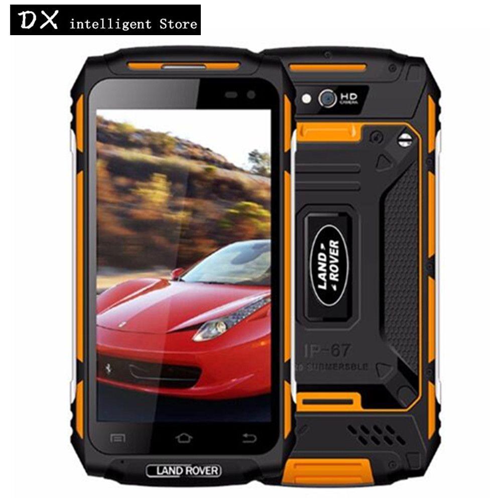Land Rover X2 IP67 Waterproof shockproof Mobile Phone 5.0