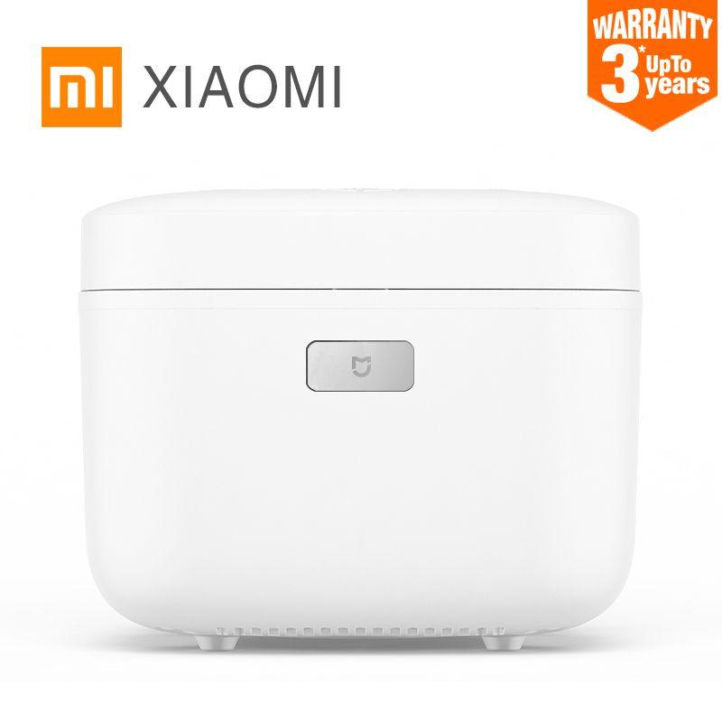 Xiaomi IH Smart Home Elektrische Reiskocher 3L Legierung Gusseisen IH Heizung Druck Herd Multicooker Küche APP WiFi Steuer neue