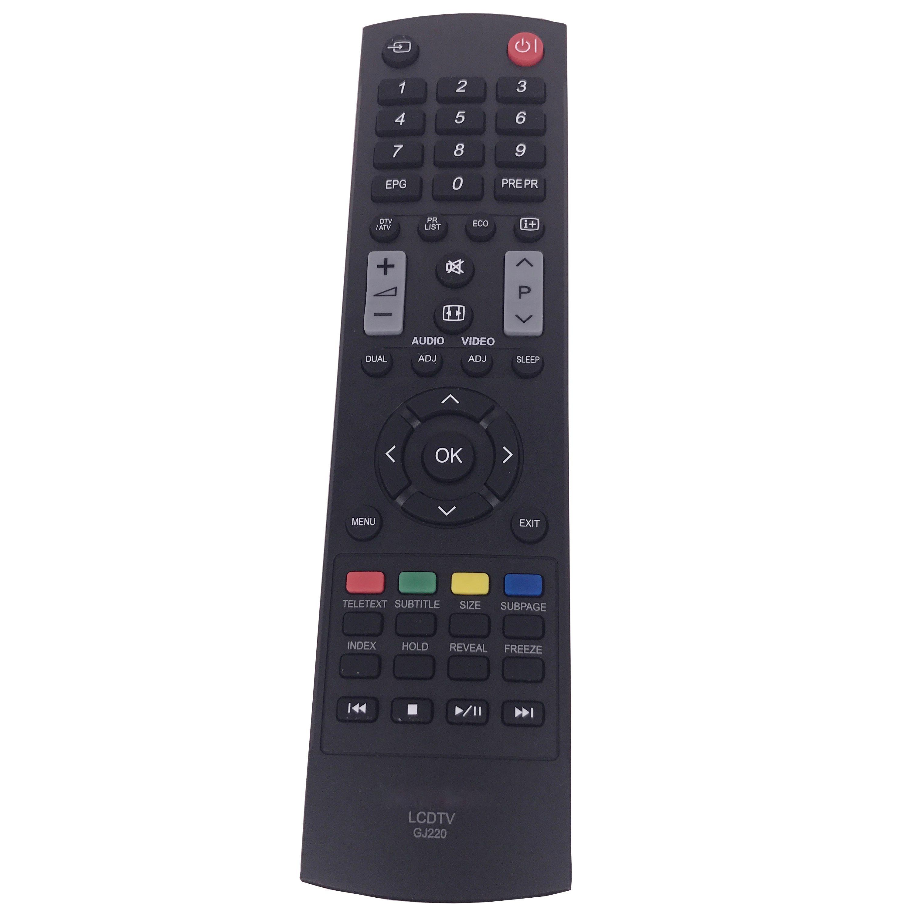 NOUVELLE télécommande Originale GJ220 Pour SHARP LCD TV LC-26LE320E LC-32LE320E LC-37LE320E LC-42LE320E LC-19LE320E LC-22LE320E