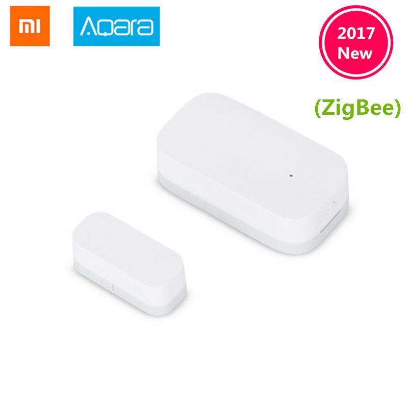 Xiaomi AQara Smart Fenêtre Porte Capteur ZigBee Sans Fil Connexion Multi-Travaux d'usage Avec Xiaomi smart home Mijia/Mi maison app