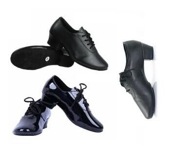 New 2017 Free Shipping Cheap Ballroom Latin Salsa Tango Dance Shoes Boy Latin Shoes Kids