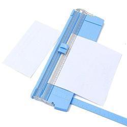 Portable A4 Précision Carte De Papier Art Trimmer Photo Coupe Tapis De Découpe Lame Bureau Kit Fournitures
