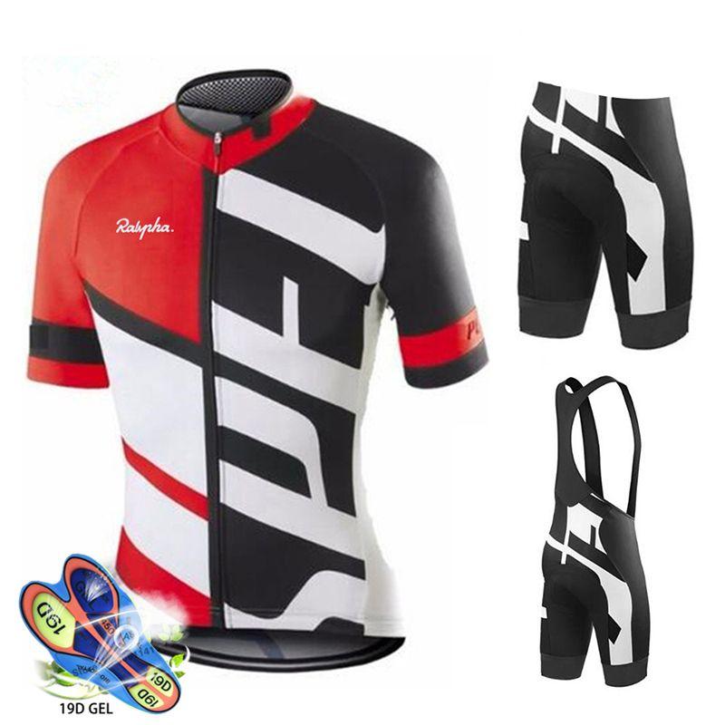 Maillot de cyclisme 2019 Pro équipe spécialisée cyclisme vêtements vtt cyclisme cuissard à bretelles hommes vélo maillot ensemble Ropa Ciclismo Triathlon