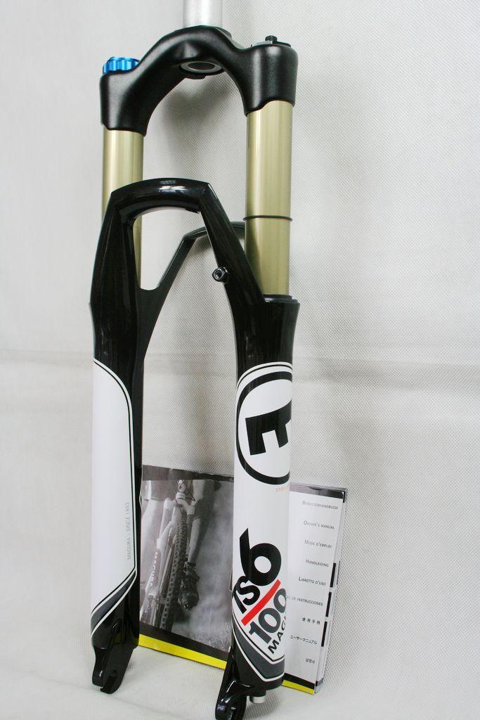 Magura MTB TS6 X100 Luft Gabel Manuelle Dynamische Lockout 1-1/8