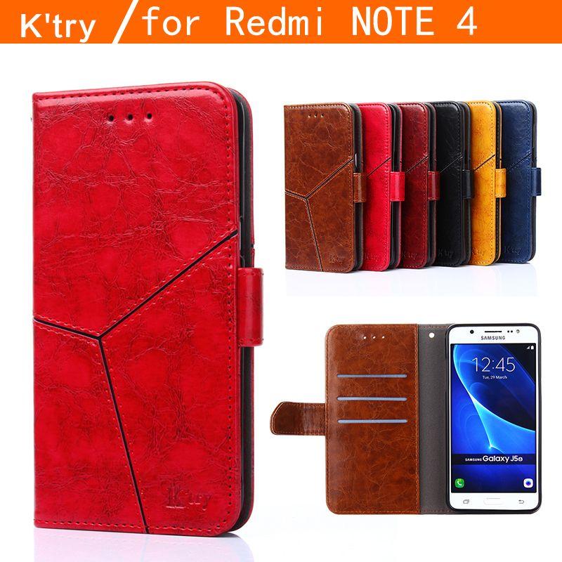 Für Fall Xiaomi Redmi Hinweis 4 Abdeckung Flip Pu-leder & Silikon brieftasche Köchertasche Für Xiaomi Redmi Hinweis 4 Fall Hinweis4 Telefon <}
