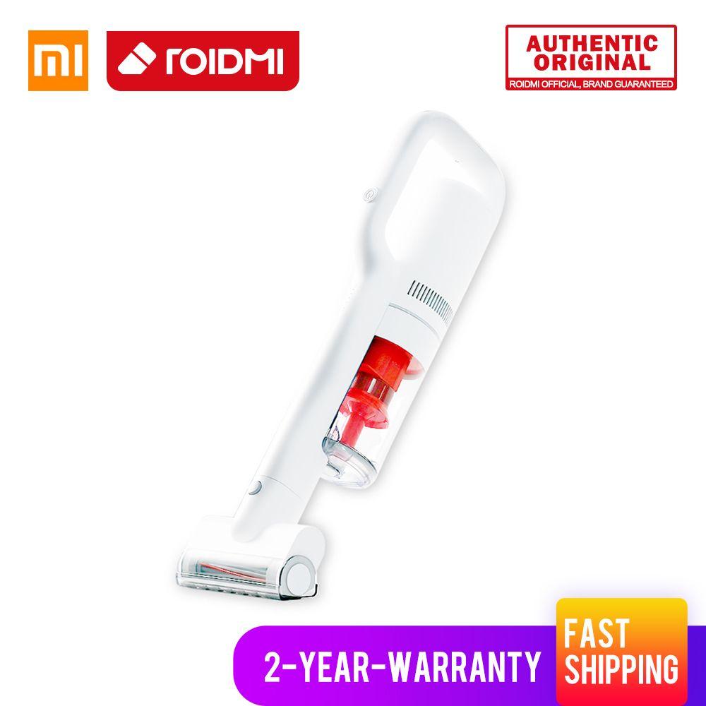 * ORIGINAL * XiaoMi ROIDMI m8 Tragbare Cordless Staub Milbe Bett Milbe Catcher 18000 Pa Hand Staubsauger für Home reinigung Auto Sauber