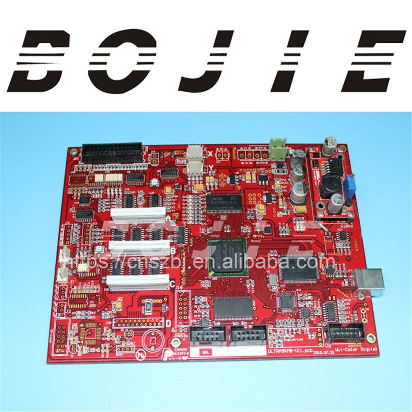 Wit-Color 9000 Printer for Epson dx5 Main Board Ultra TR9KMB-11.PCB board