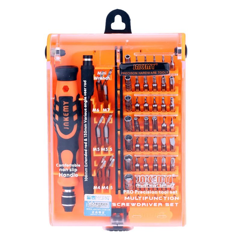 JAKEMY JM-8150 Laptop Screwdriver Set Professional Repair Hand Tools Kit for Mobile Phone Computer Electronic <font><b>Model</b></font> DIY Repair