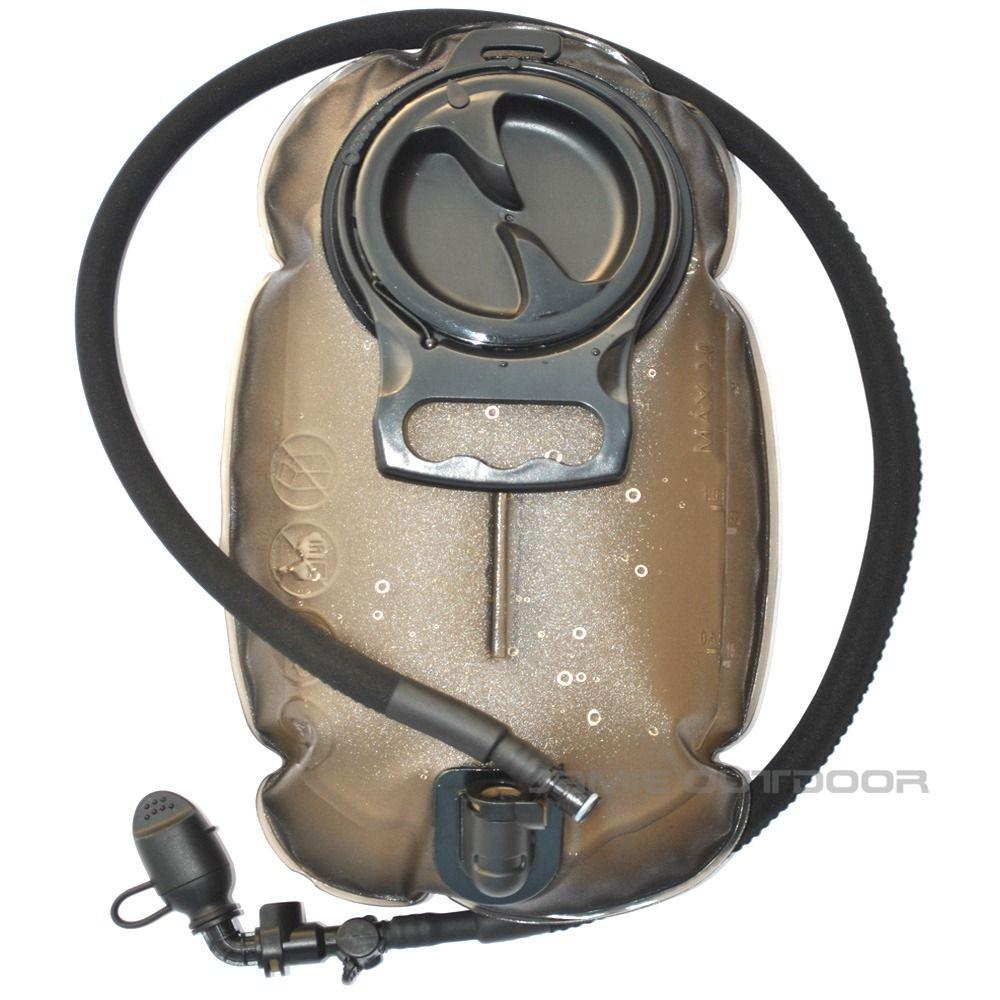 2.0L 2.5L 3L Top qualität Military Fahrrad Mund Wasserbeutel Sports Wasser Blase Hydration Wasserbeutel für Camping Wandern Klettern