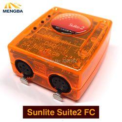 Sunlite Suite2 FC DMX-USD Contrôleur DMX 1536 Canal bon pour DJ KTV Partie LED Lumières Éclairage de Scène Stage contrôle de logiciel