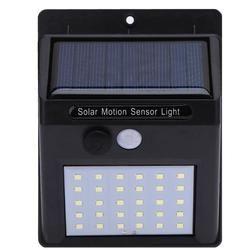 Waterproof IP65 30 LED Solar Light Solar Panel Power PIR Motion Sensor Garden Light Outdoor Wall Sense Solar Lamp Wall Light
