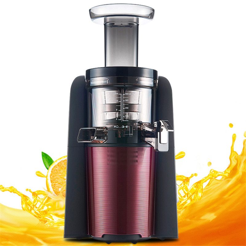 New hurom Slow Juicer HUE21WN Fruits Vegetable Low Speed Juice extractor make ice cream juicer