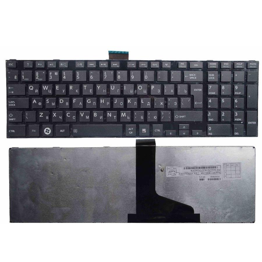 RU For TOSHIBA C850 C855 C855D L850 L850D L855 L850 L855 L870 L850-T01R P850 S850 S855D C850 Laptop Keyboard Russian New Black