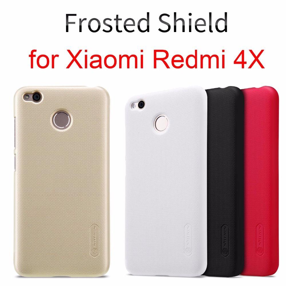 Xiaomi redmi 4x cas couverture 5.0