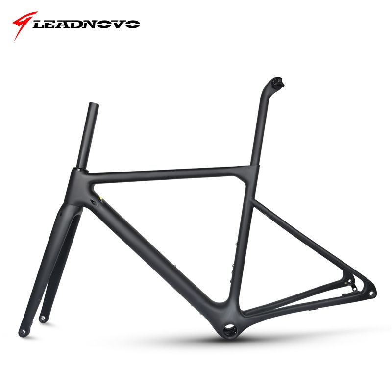 2019 T1000 disc brake super light aero carbon road bike frame Chinese high quality light weight carbon fibre bicycle frame BB86