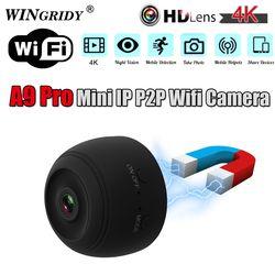 Оригинальный V1 PRO P2P IP Mini Cam wifi камера FULL HD 4 K 1080 P ночное видение Обнаружение движения CMOS сенсорный регистратор видеокамера микро