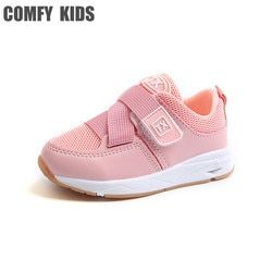Nyaman Anak-anak Sepatu untuk Sepatu Anak Perempuan Sepatu Baru Anak Laki-laki Olahraga Sepatu Lembut Bawah Bayi Balita Sepatu