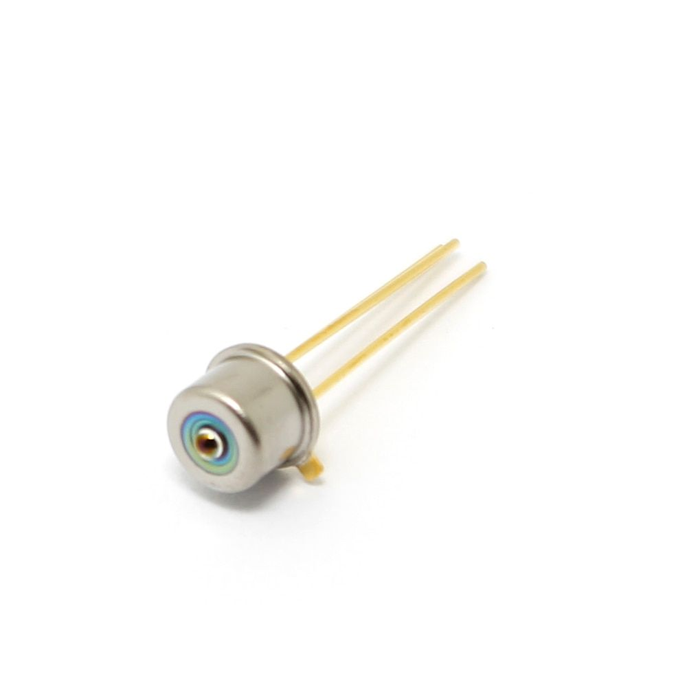 800-1700nm 2.5 GHZ indium gallium arsenic PIN photodétecteur diode haute fiabilité faible courant foncé à-46