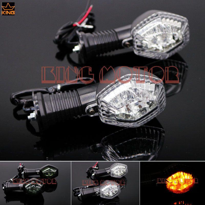 Pour SUZUKI DL650 DL1000 DL 650/1000 V-strom GSX650F GSX1250FA Moto LED Clignotant Lumières Lampe Clignotant