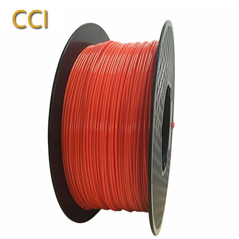 Filament d'imprimante 3d PETG 1.75mm 1kg filament blanc noir bleu vert orange rouge plastique PETG haute résistance matériaux d'impression 3d