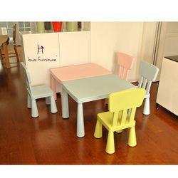 Perabot Anak Meja Belajar dan Meja Kursi Meja Persegi Meja Permainan
