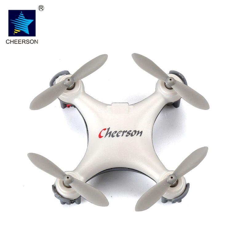Cheerson CX-10SE Mini Dron Quad Copter Poche Drone Télécommande Enfant Jouet 4CH 3D Flips RC NaNo Quadcopter Hélicoptère RTF VS H20