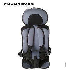 Réglable Siège D'auto Pour Bébé Pour 6 Mois-5 Ans Bébé, en toute sécurité Tout-petits Siège D'appoint, enfant Sièges De Voiture Potable Chaise Bébé Dans La Voiture