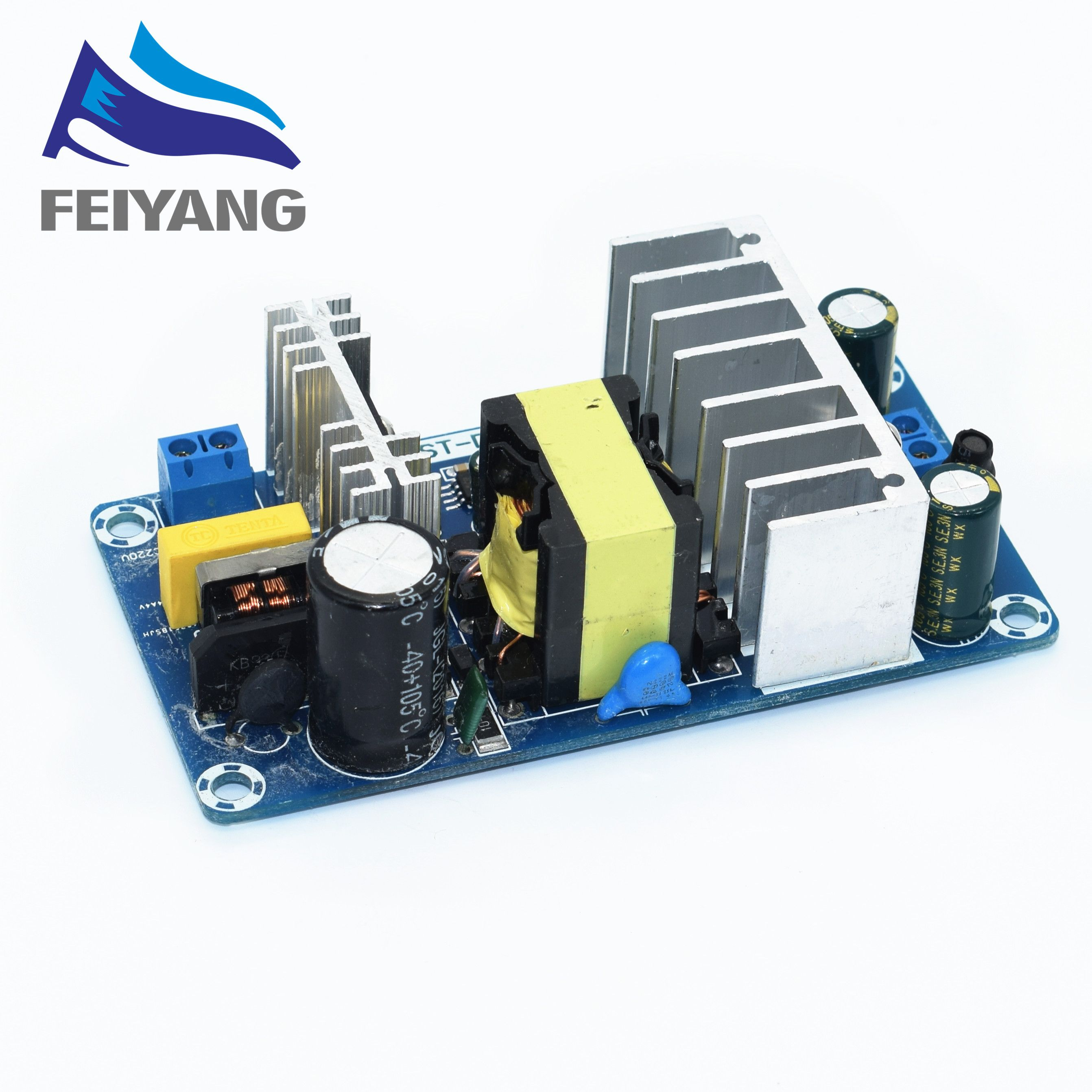 C11 AC 100-240V to DC 24V 4A 6A switching power supply module AC-DC
