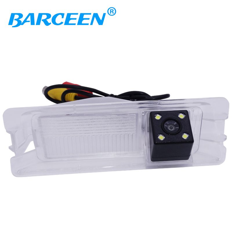 CCD HD Special Car Rear View <font><b>Reverse</b></font> backup Camera for Nissan March /Renault Logan & Sandero night vision Free shipping