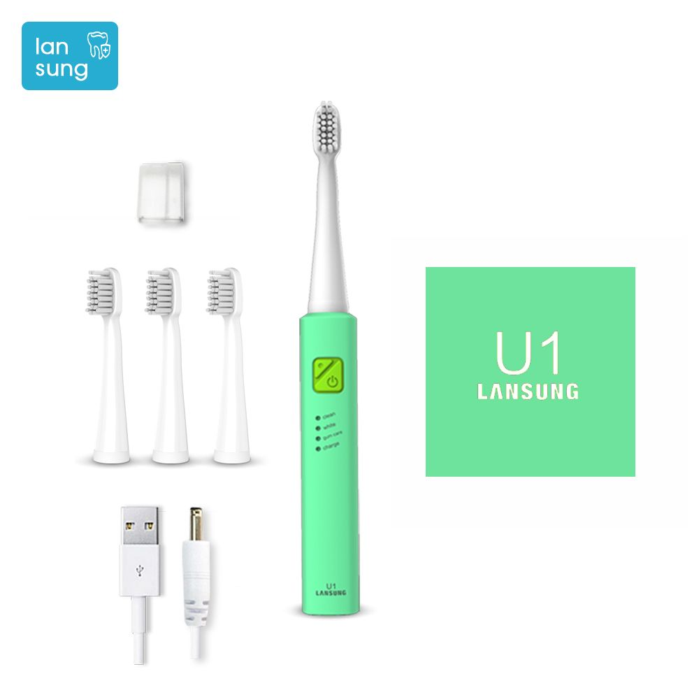 Children electric toothbrushes sonic toothbrush electric tooth brush Rechargeable Electric Toothbrush electronic brush teeth 5
