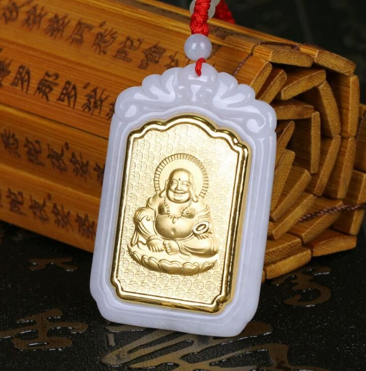 Only For Jewel New Design Discount Jade Pendants For Men Women Fashion Jewelry Necklaces