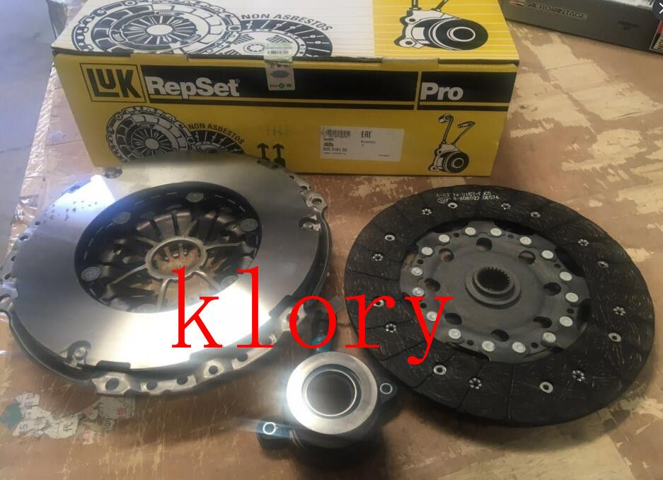 1600010-ED01-2/6253101090/6253101330/519MHA-1602501 Clutch three-piece set  for great wall haval H6 4D20 engine luk brand