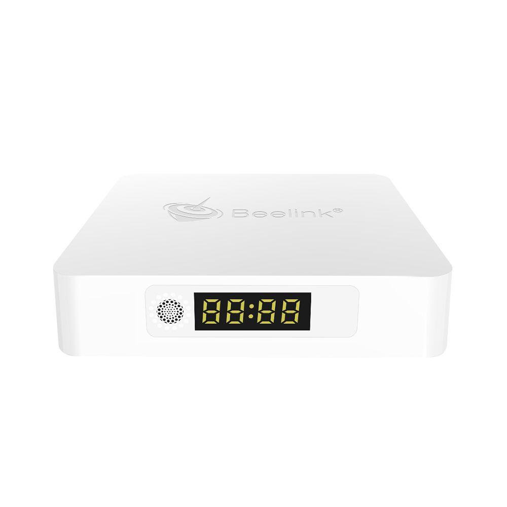 Beelink A1 TV Box Andrio7.1 RK3328 Quad-Core ARM Cortex-A53 Processor RAM4G ROM16G WIFI IEEE 802.11 A/B/G/N/Ac 2.4G 5.8G LAN1000