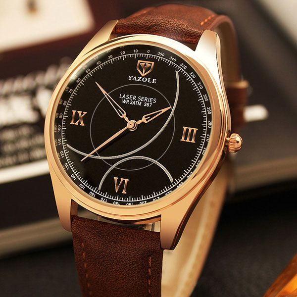 YAZOLE Wristwatch 2018 <font><b>Wrist</b></font> Watch Men Watches Top Brand Luxury Famous Male Clock Quartz Watch for Man Hodinky Relogio Masculino