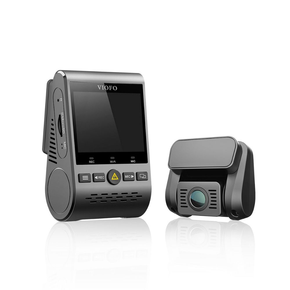 VIOFO A129 Duo Doppel Kanal 5 ghz Wi-Fi Full HD Dash Kamera DashCam Sensor IMX291 HD Dual 1080 p Auto DVR Optional GPS