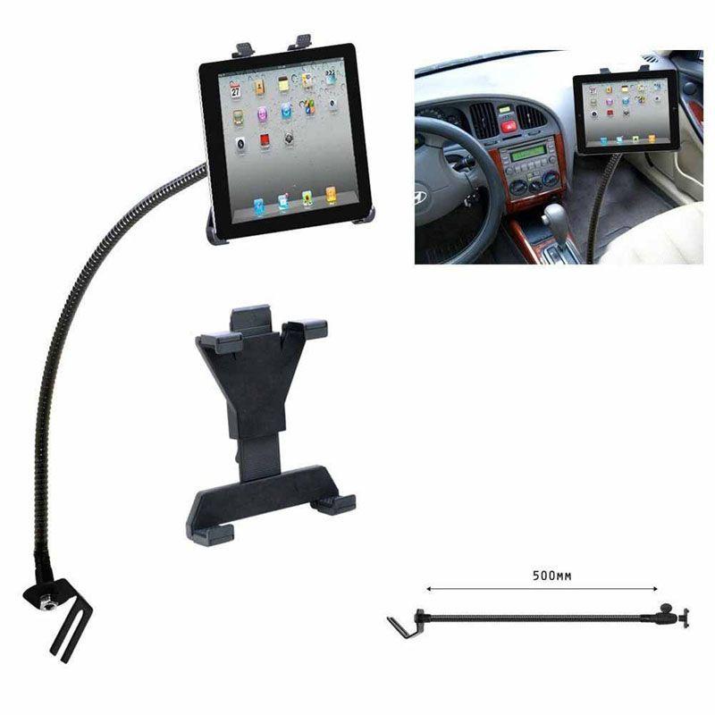 Neue Flexible Tablet Auto Halter Boden Sitz Schwanenhals Halterung für 7-10,1 zoll Tablet PC Hochwertige Nützlich Gadget