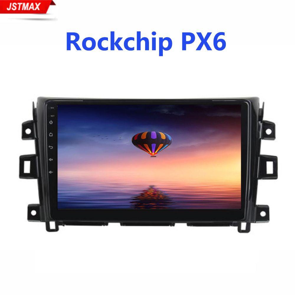 10,2 IPS Android 9.0 Auto Radio 2 Din GPS Navi für Nissan NP300 Navara 2015 2016 2017 2018 PX6 DSP 4 Gb + 64 Gb RDS WIFI BT HDMI AUX
