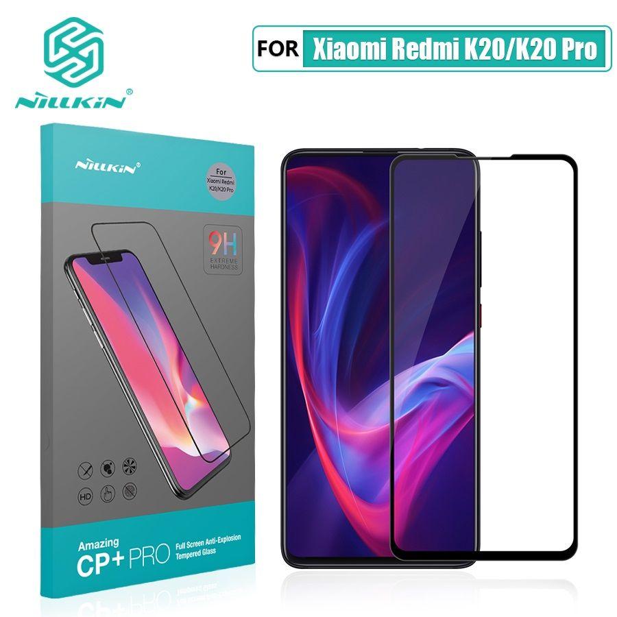 Redmi K20 Pro verre protecteur d'écran NILLKIN étonnant H/H + PRO 9H pour xiaomi mi 9t verre trempé protecteur redmi k20 mi 9T Pro