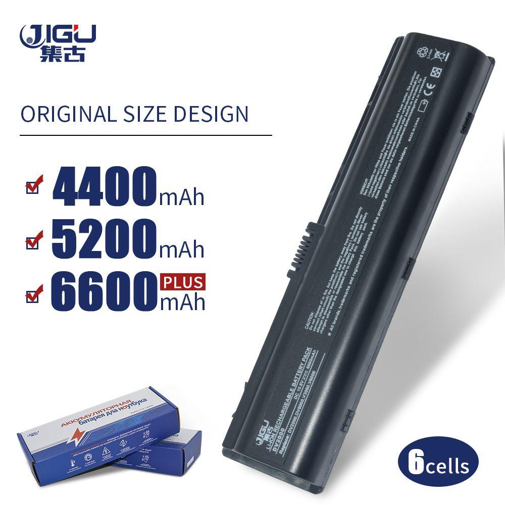 JIGU Laptop Battery For HP Pavilion Dv6000 Dv6700 DV2000Z DV2097EA DV2001TU DV2100 DV2200 DV2300 DV2500 DV2400 DV2600 DV2700