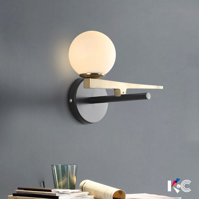 LED wall sconces Nordic fixtures staircase lighting modern living room wall lamp aisle illumination bedroom Wall lights