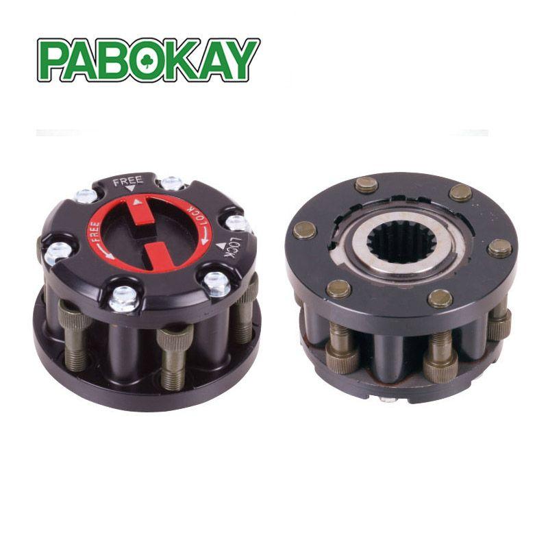 1 piece x FOR ISUZU Pickup,Trooper  1987-92 Free wheel hub LOCKING HUBS B022 AVM433 897113446PT + zinc alloy 8971134460