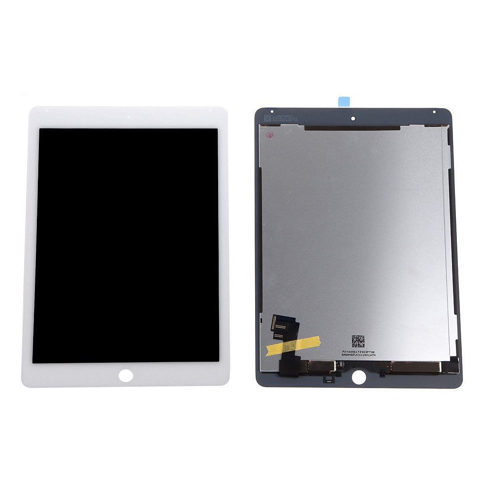 For iPad Air 2 2nd Gen A1567 A1566 LCD display Touch Screen Digitizer Assembly 9.7 inch white colors
