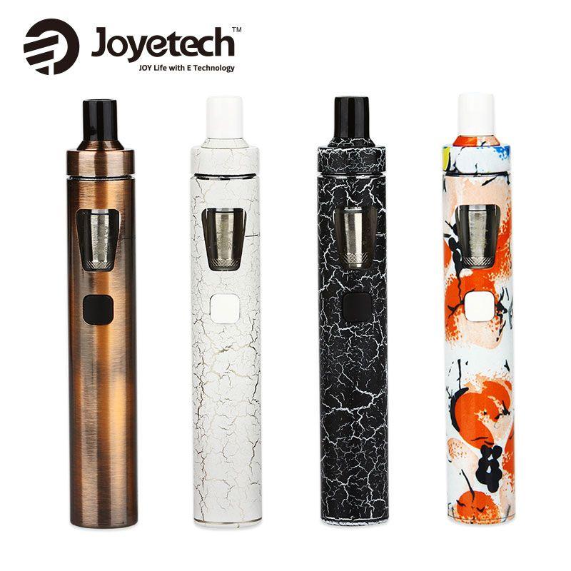 Kit de vaporisation d'origine Joyetech eGo AIO 1500mAh EGO tout-en-un E-Cigarette évaporateur de démarrage bobine 0,6ohm VS Ego AIO PRO