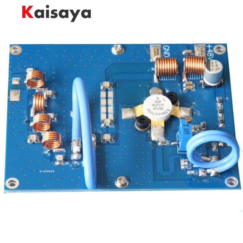 new 150W 70-120M 76-108MHZ up to 200W RF FM transmitter amplifier A1-004
