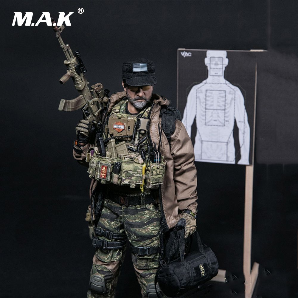 For Collection Figure Model Toys 1:6 Scale Full Set PMSCs Contractor In Syria 78041 Figure Model Toys Box Set for Gift
