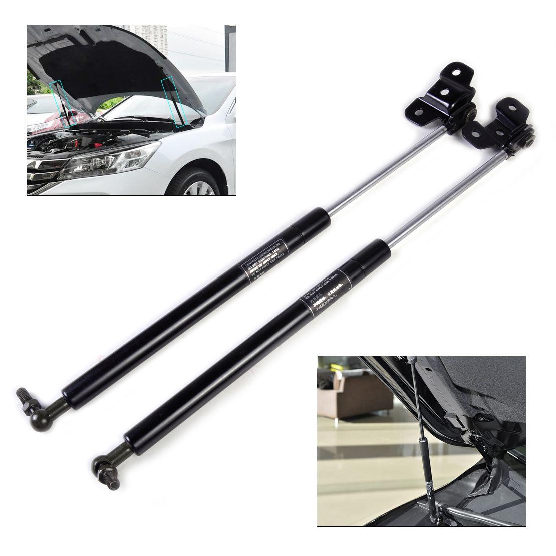 beler 2Pcs Metal Auto Front Hood Lid Lift Support Damper Shock Strut Fit for Honda Accord 2003 2004 2005 2006 2007 High Quality