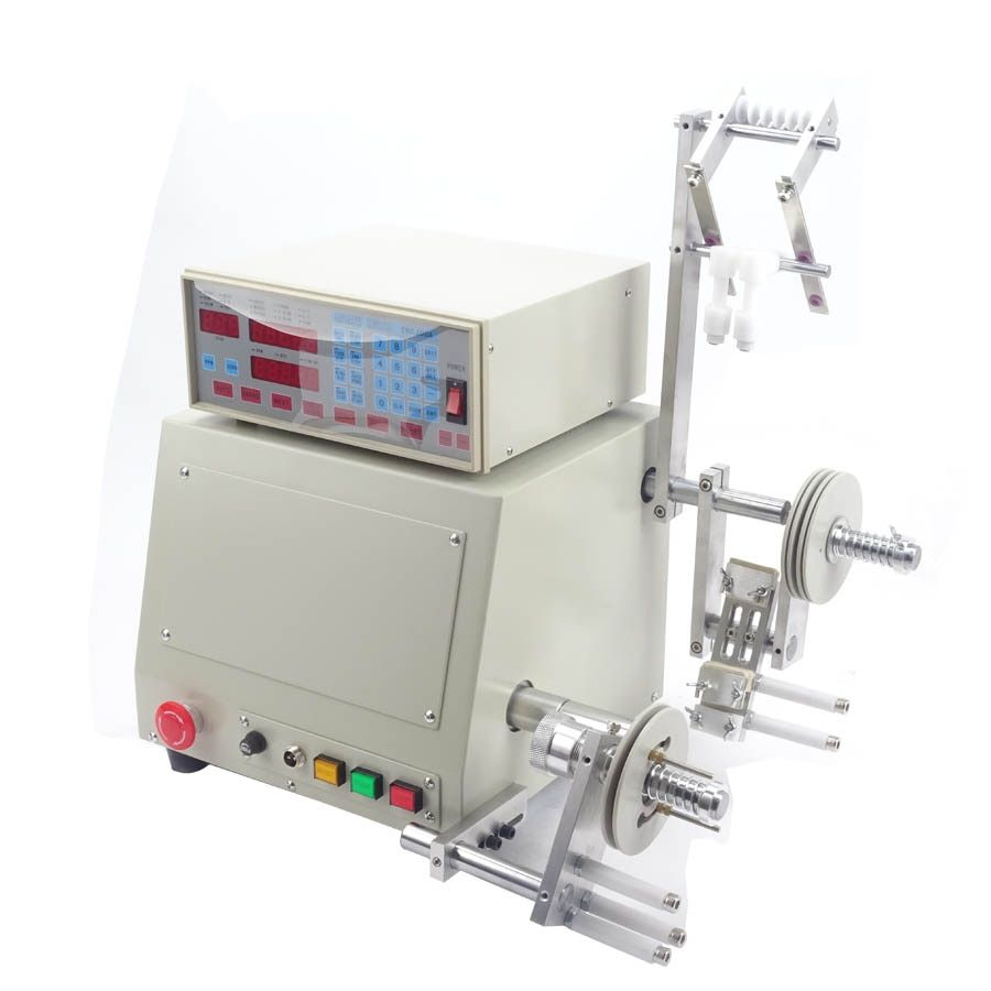 Computer Automatic Coil Winder Winding Machine For 0.03-1.2mm Wire Winding Machine 220v