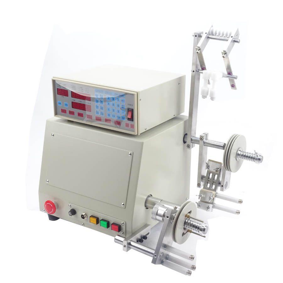 Computer Automatische Spule Wickler Wickel Maschine Für 0,03-1,2mm Draht Wicklung Maschine 220 v