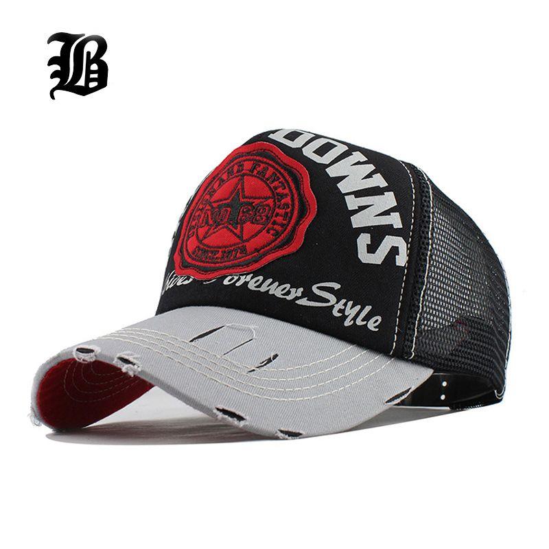 [FLB] vente en gros casquette de Baseball été snapback chapeaux casquette broderie lettre casquette os fille chapeaux pour femmes hommes casquette de camionneur F247